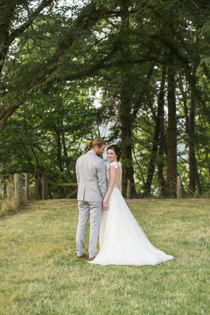 Forrest Wedding | Washington Wedding | Romantic Wedding | Woodstock Farm