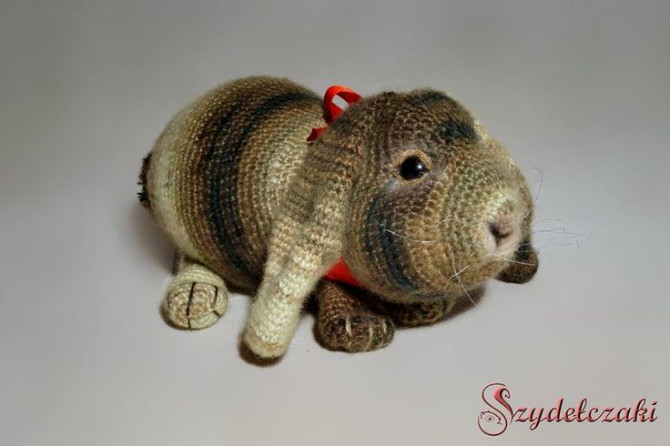 Króliczek na szydełku / crochet bunny :)