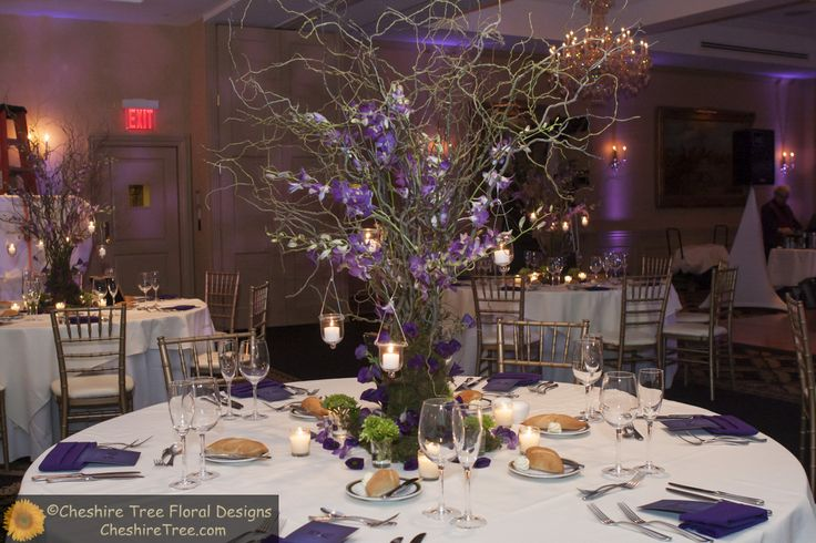 drake-30-trump-national-golf-club-westchester-briarcliff-manor-wedding-reception-curly-willow-trees-dendrobium-orchids-green-hydrangea-purple-lisianthus-hanging-votiive-candles.jpg 1,200×800 pixels