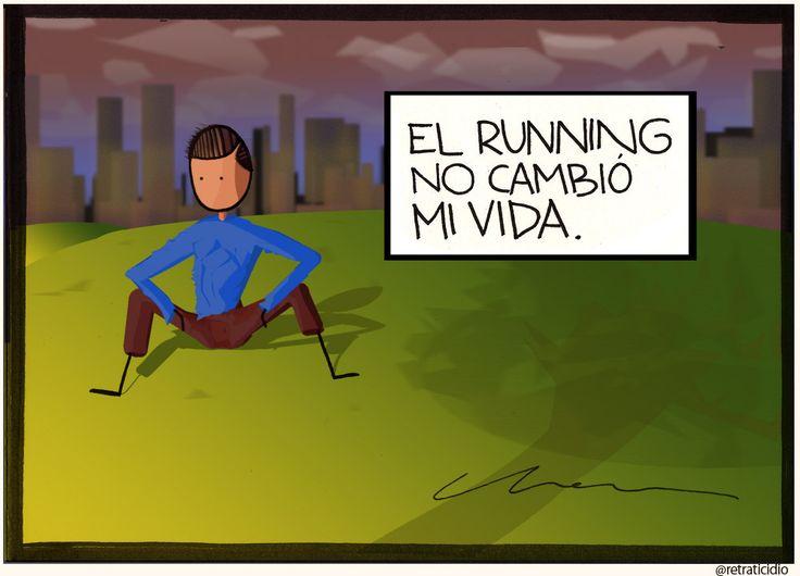 Running, correr.