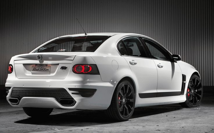 Holden Hsv Clubsport R8