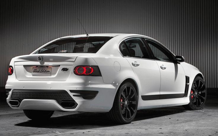 Holden Hsv Clubsport R8