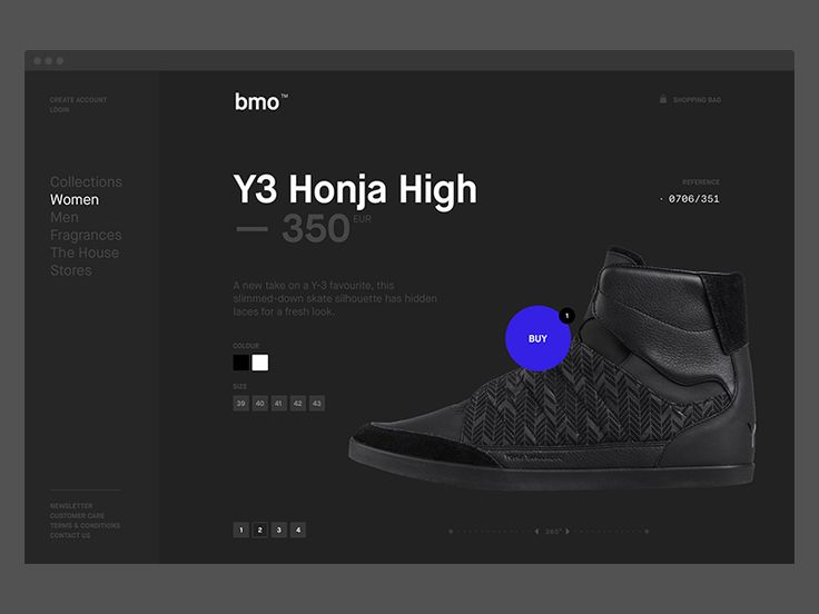 bmo™ — Product page