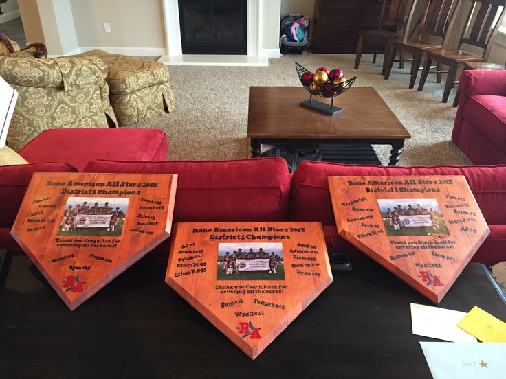 25 Best Ideas About Baseball Coach Gifts On Pinterest