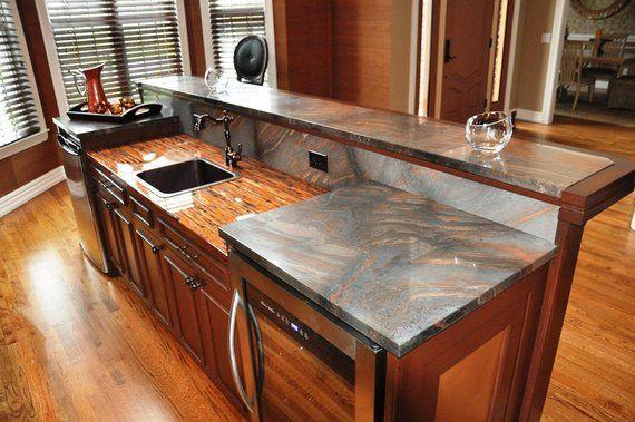 Enchantment Patina Copper Sheet Copper Countertops Kitchen Design Kitchen Remodel Countertops