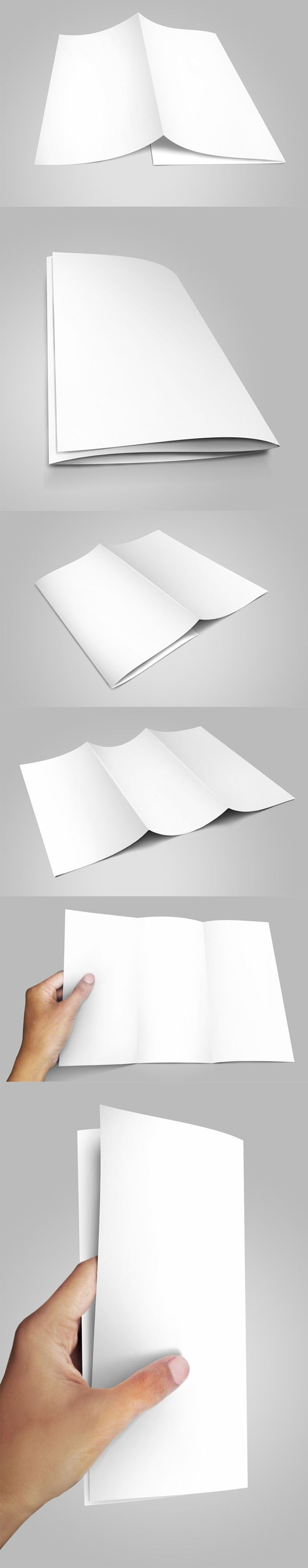 Free Trifold Brochure Mockup #freepsdfiles #freepsdgraphics #freepsdmockups #freebies