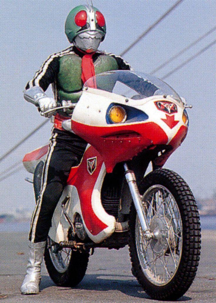 バイク乗りの憧れ!?(かもしれない。)歴代仮面ライダーの愛車集~仮面ライダー新旧1号2号編~ - LAWRENCE(ロレンス) - Motorcycle x Cars + α = Your Life.