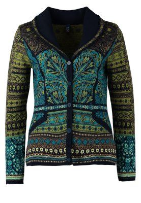 KOOI Cardigan - blue for £120.00 (12/12/14) with free delivery at Zalando