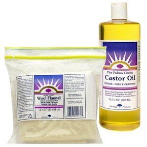 What's a Castor Oil Pack and Why Is It Good For You?