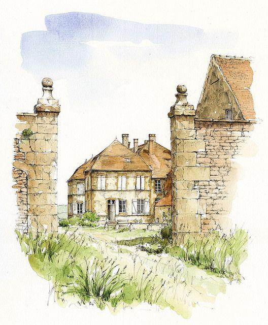 Linda Vanysacker _ Champignolles-le-Haut, Nièvre, France | Flickr - Photo Sharing!