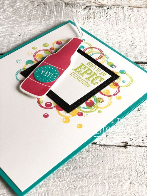 Simple Card Making Ideas Free Part - 26: Stampin Up Bubble Over Bundle. Stampinu0027 Up! Cards | Cardmaking Ideas ...