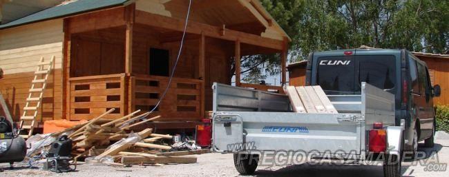 ¿Casa de madera en kit? - Casas de Madera y bungalows en Tarragona | Diseños a medida