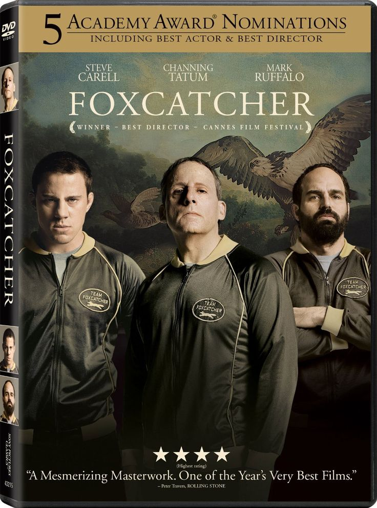 """Another """"based on a true story"""" Oscar nominee, there were lots this year. Screened March 10th."""