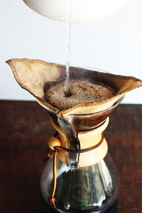 chemex coffee how-to