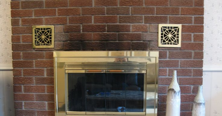 how to clean a sooty fireplace with household items brick