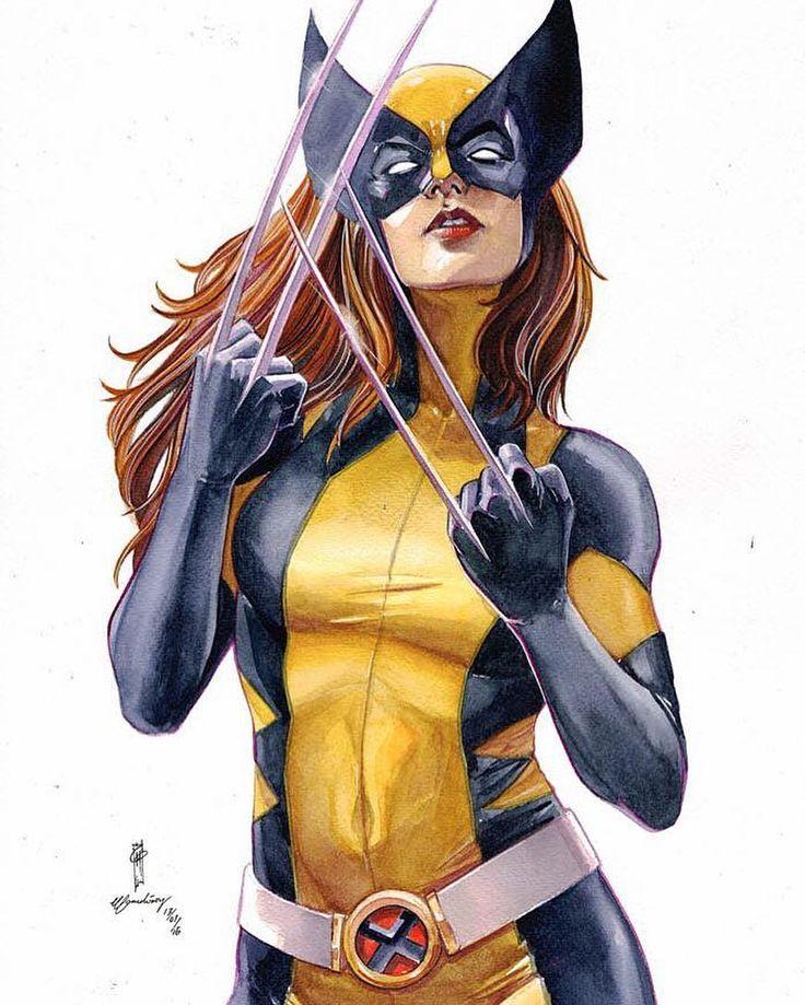 X-23 nueva Wolverine