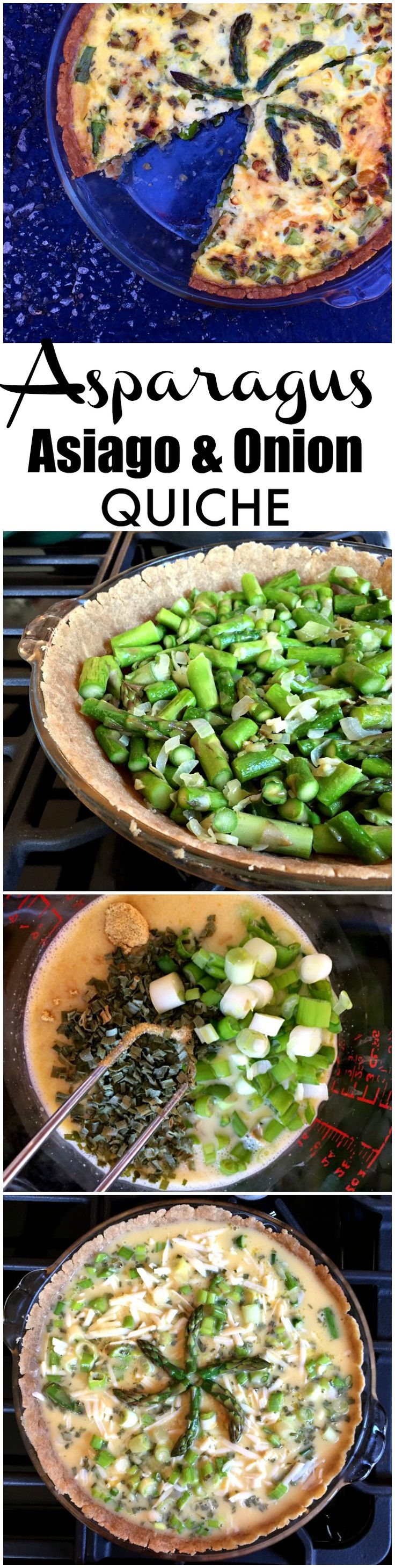 ... Asparagus Quiche on Pinterest | Quiches, Quiche Recipes and Asparagus