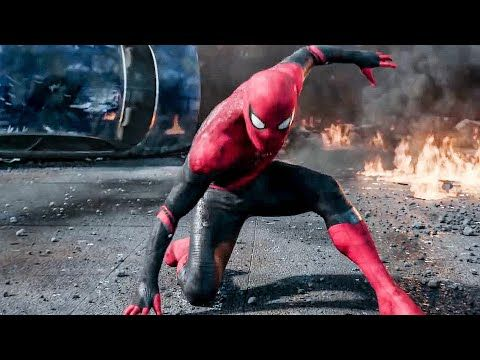 (150) SPIDER-MAN: FAR FROM HOME All Movie Clips + Trailer (2019) – YouTube
