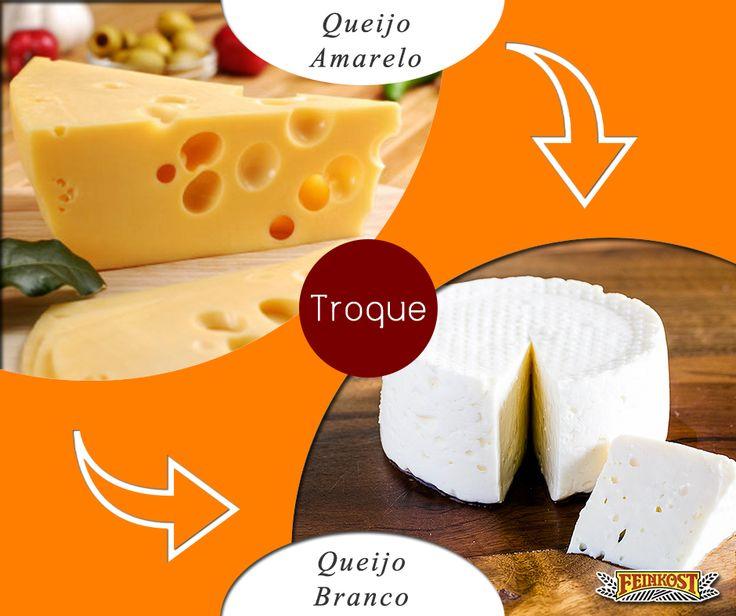 """Os queijos, além de muito saborosos, apresentam em comum outra característica, são todos muito calóricos e, sozinhos, podem comprometer a busca pelo peso ideal. Em geral, os queijos amarelos como muçarela, prato, parmesão, cheddar, são os mais gordurosos. Além disso, geralmente, esses queijos possuem maior teor de gorduras saturadas, que alteram os níveis de colesterol para cima e podem elevar a pressão arterial. Como ninguém é de ferro, vale optar pelas versões mais """"magras""""."""