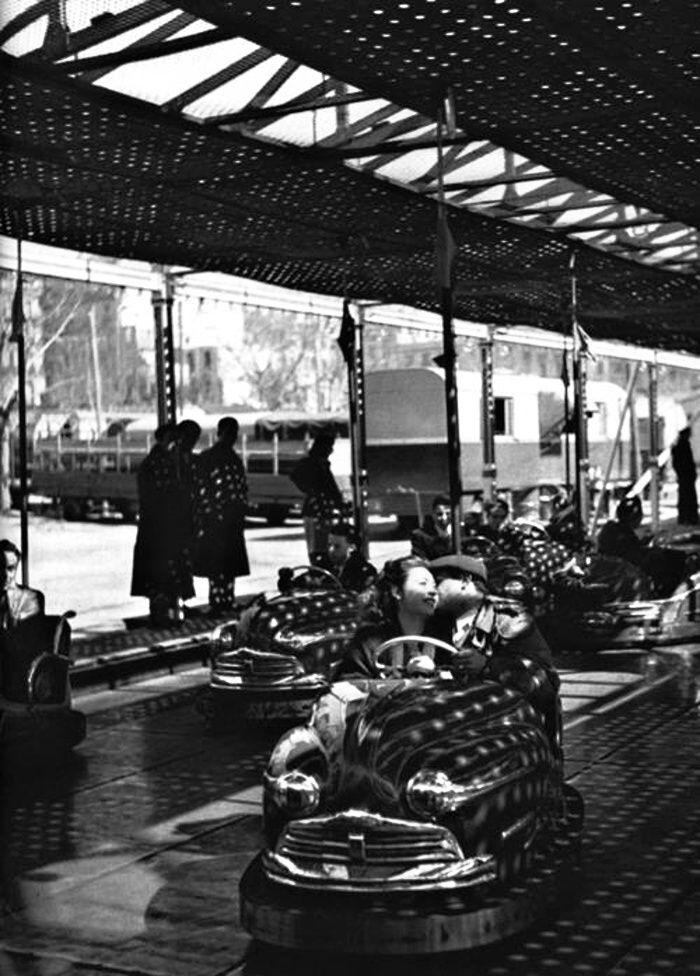 Izis Bidermanas - Le Paris des rêves, 1950.