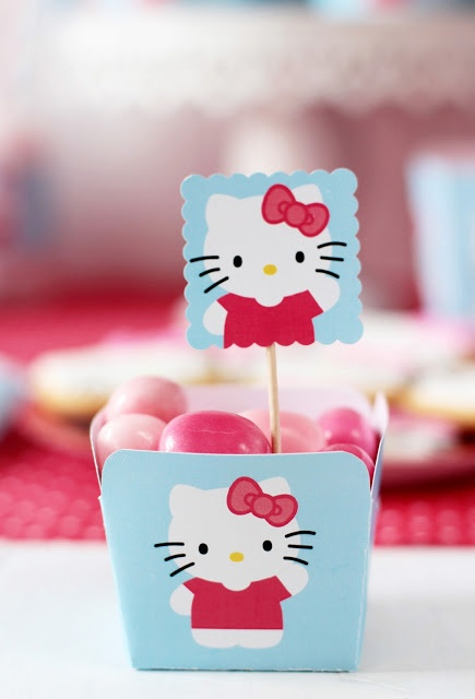 Free printable Hello Kitty