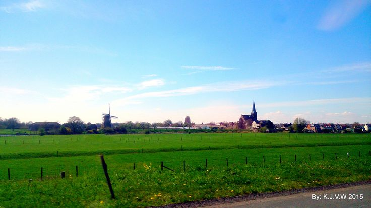 Beesd | It has a lovely Village Skyline.