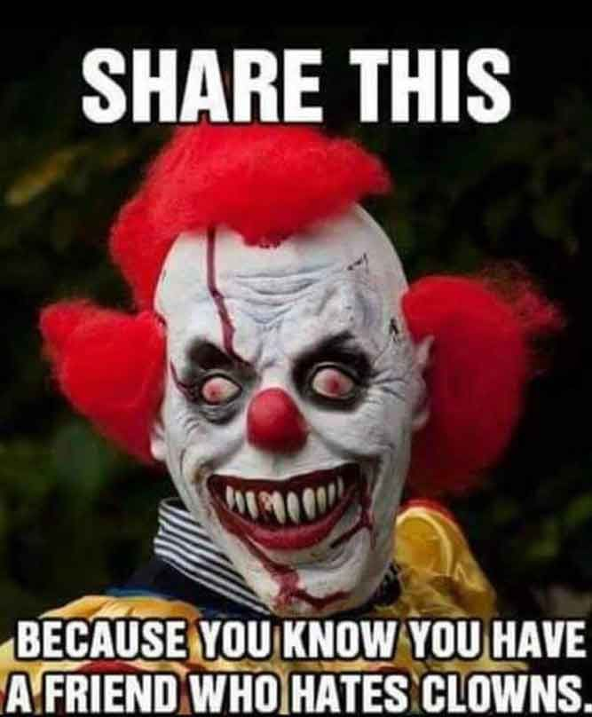 Best It Clown Memes That Will Make Funny Laugh So Hard Creepy