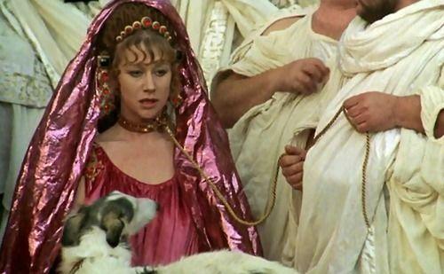 caligula clip mirren Helen nude
