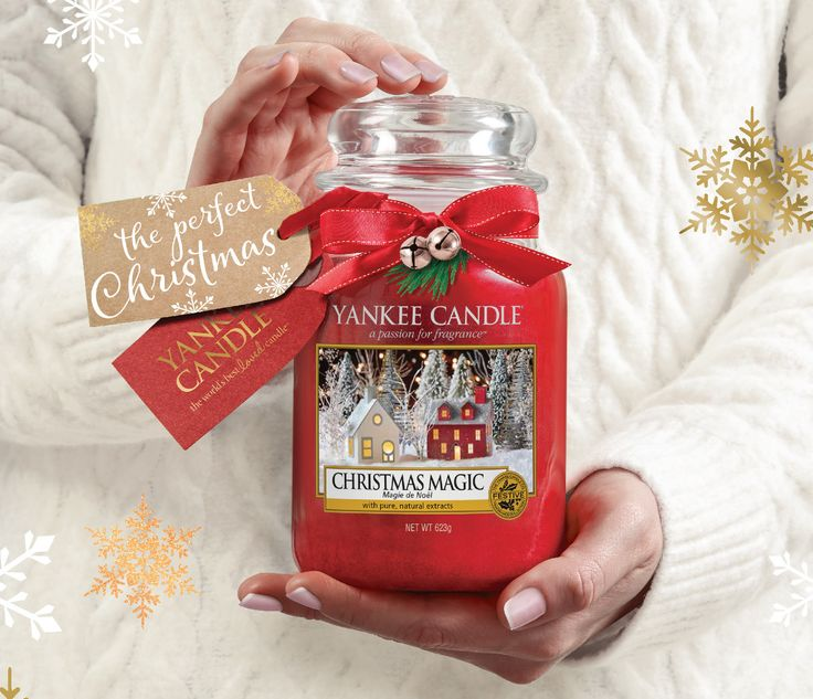 The Perfect Christmas 2017 Yankee Candle