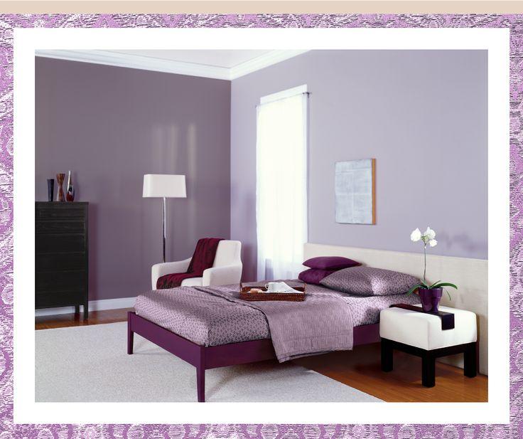 Inspirational Pastel Purple Wall Paint