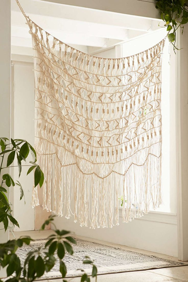 macrame wall hanging outfitters 25 best ideas about room divider curtain on 6961