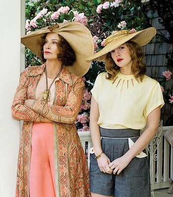 Grey Gardens. Such a great film! Drew Barrymore and Jessica Lange are FANTASTIC in this!!! Great film!