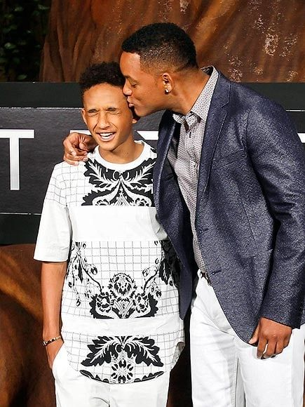 Will and Jada Smith parenting style