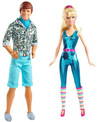 Toy story 3 characters Barbie and Ken just have to come to your Toy Story Party !