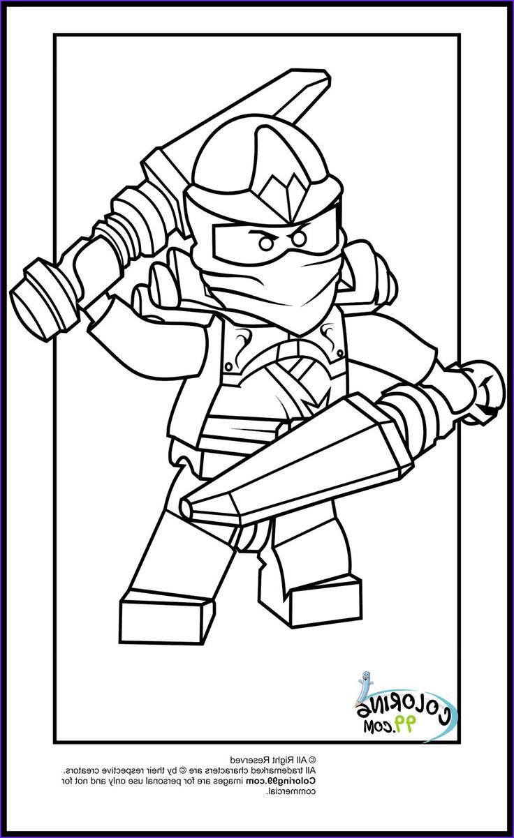 lego ninjago kai coloring pages  ninjago malvorlage