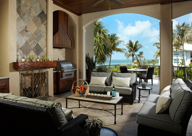 17 best images about outdoor fireplaces on pinterest - Interior designers bonita springs fl ...
