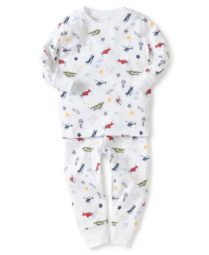 c89a0c27e Aviators Toddler Pajama Set | Littles! | Toddler pajamas, Pajama set ...