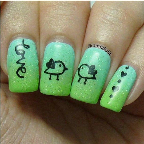 242 best Gel nail Art images on Pinterest | Nail scissors, Manicures ...