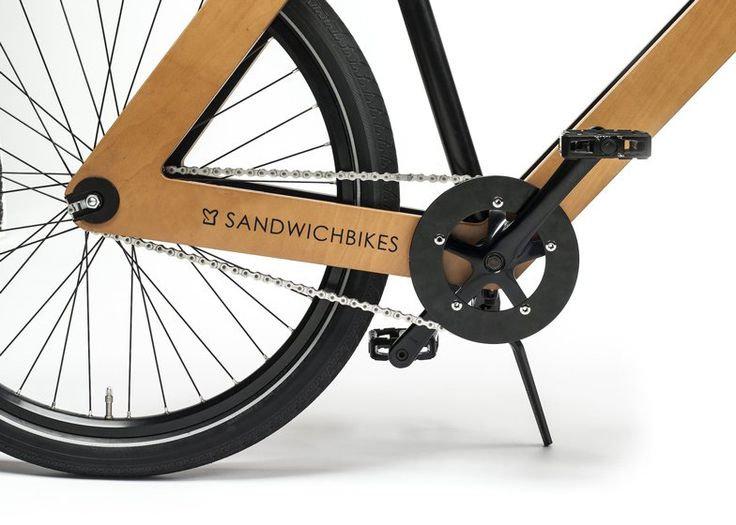 This wooden bicycle by Dutch company PedalFactory that arrives flat-packed and can be assembled in under an hour is now in production.