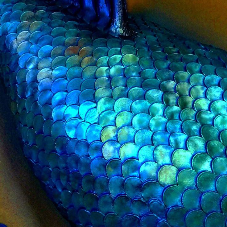 FlipTails - Custom Mermaid Tails by Mike Van Daal: A preview of my latest…