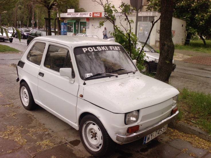 ;) Polish Fiat 126 p