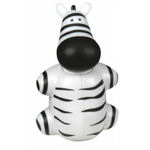 Miradent гигиенический держатель для зубной щетки Funny Animals, зебра