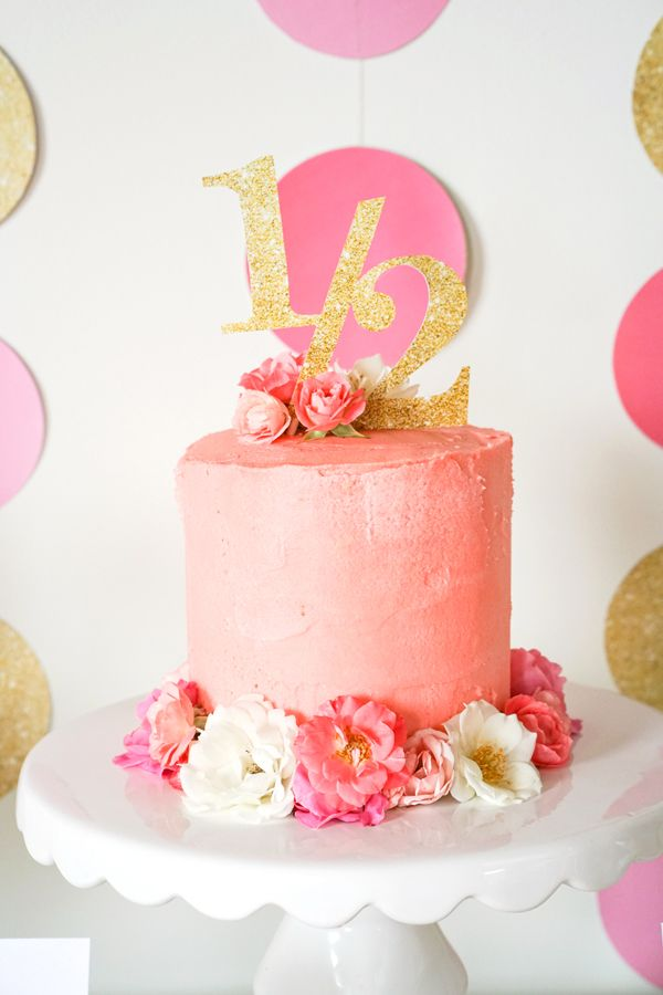 Best 25 Half birthday cakes ideas on Pinterest Second birthday