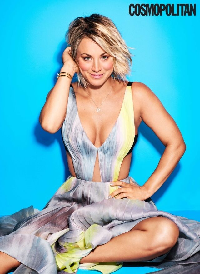 Kaley Cuoco's exclusive interview and photo shoot with Cosmopolitan April 16 (640×877)