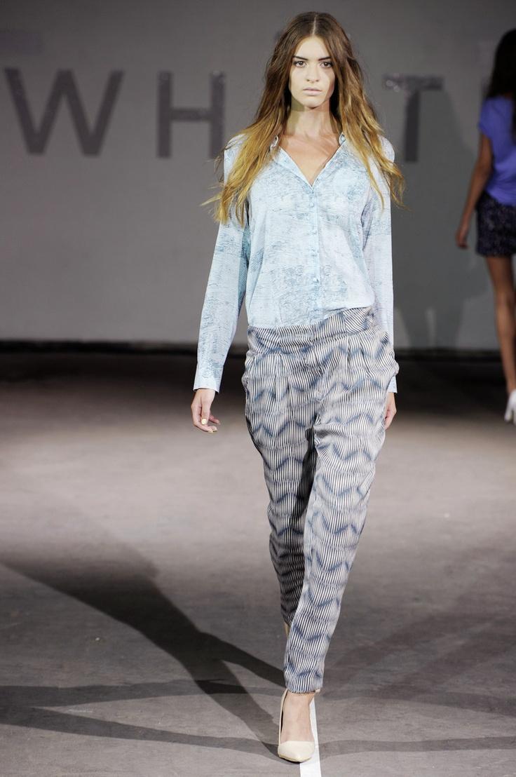 WHIITE : Copenhagen Fashion Week Spring Summer 2013