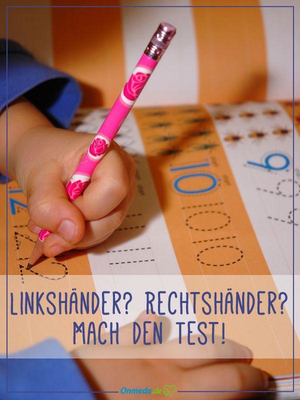 Linkshänder oder Rechtshänder? Mach den Test!  (Bildquelle: istock)