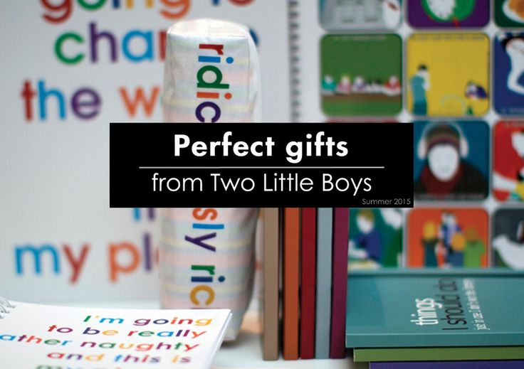 Two little boys retail 2015