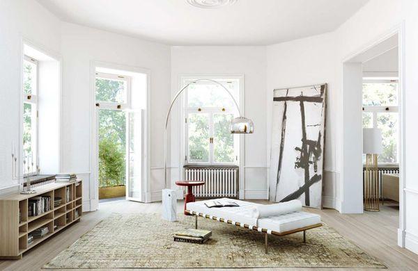 Living room - Modern design - ESNY