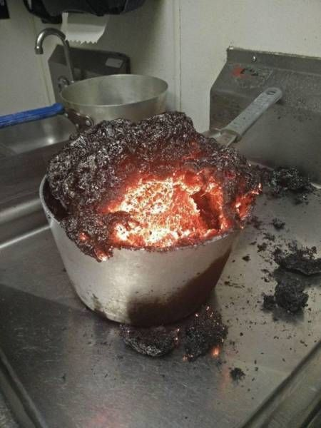 Apparently Not Everyone Is Gifted With Cooking Skills (23 pics)