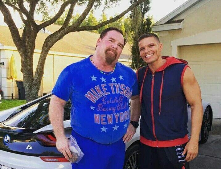 Tyson Kidd & Jimmy Hart